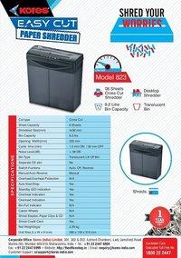 Kores Easy Cut 823 Paper Shredder