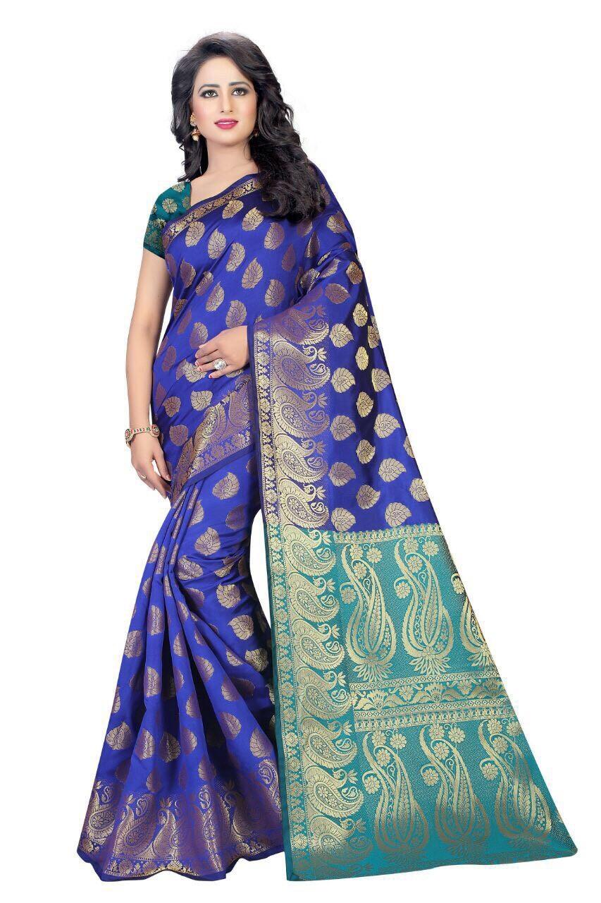Bahubali 3 Silk Saree