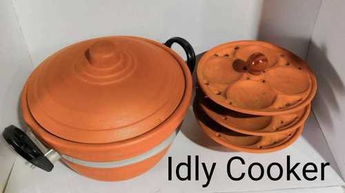 terracotta idly cooker
