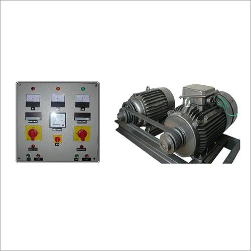 DVDF Motor Generator Set
