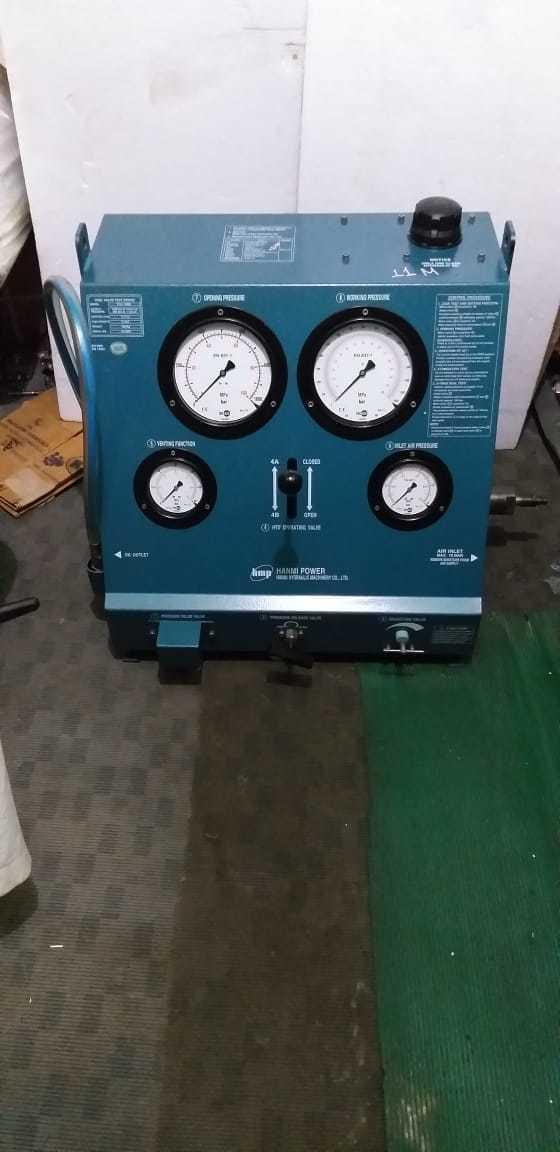 Hanmi VTU-1100N Hydraulic Pump