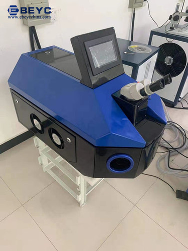150W Portable Laser Soldering Machine for Jewelry
