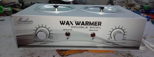Double Bowl Wax Heater