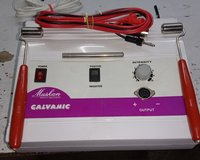 Galvanic Double Handle Facial Equipment