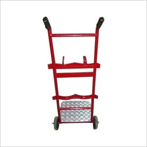 Portable Fire Extinguisher Trolley