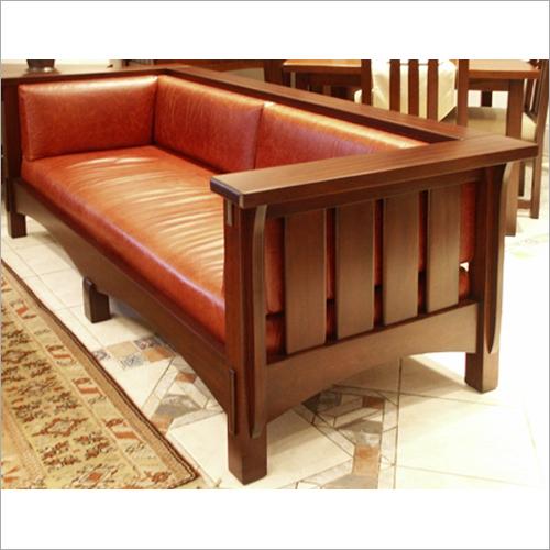 Wooden Classic Sofa