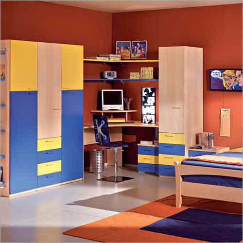 Kids Room 3 Study Table
