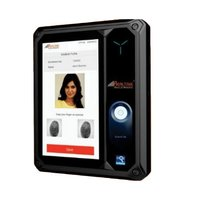 Realtime T502 Iris Aadhaar Enabled  Biometric Attendance System