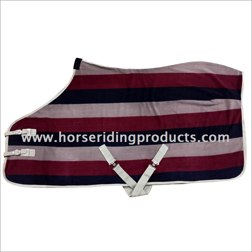 Strip Fleece Horse Rug