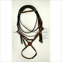 Pure Leather Horse Bridle
