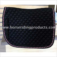Saddle Pad Diamond Quilted
