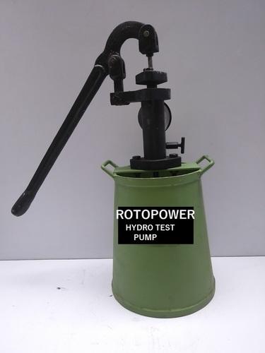 Hydraulic Test Pump (Manual)