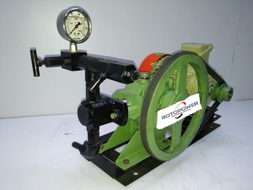 Motorized Hydro Pressure Test Pumps