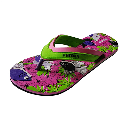 Ladies Trendy Slipper