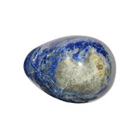 Satyamani Natural Lapis Lazuli Egg for Self-Awareness