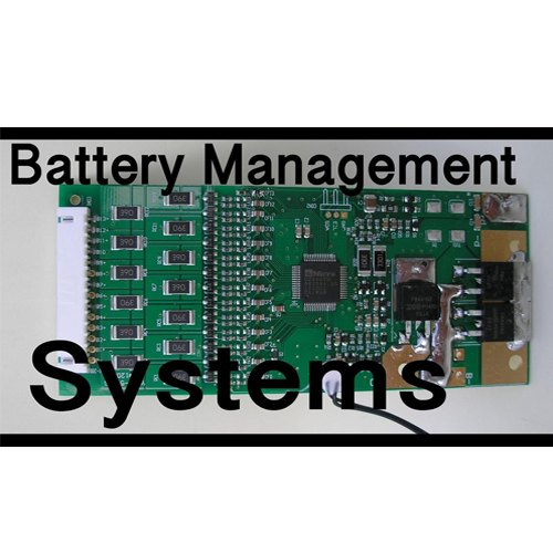 BMS for NMC Lithium-ion Battery