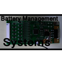 Battery Management System (BMS) of Lithium-ion Battery for POS Machine & Card Swipe Machine