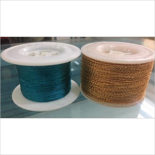 Imitation Zari Thread 3 ply
