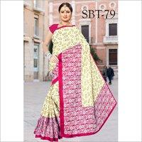 New silk saree