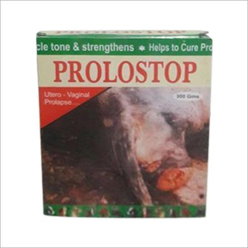 Prolapse Feed Supplement