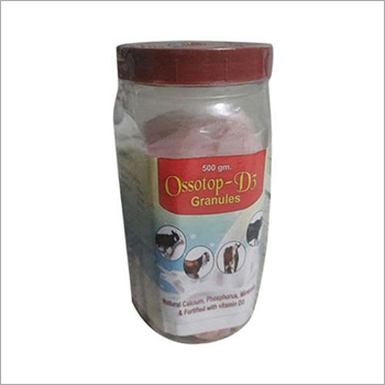 Ossotop D3 Granules Feed Supplement