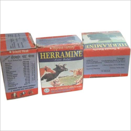 Herramine Bolus Medicine