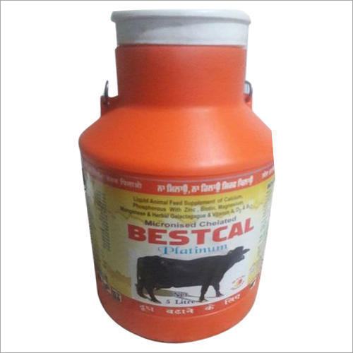 Bestcal Platinum Liquid Feed Calcium Supplement