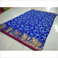 New Design Printed Saree