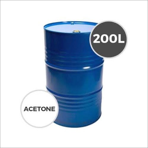 200 Ltrs Acetone Chemical