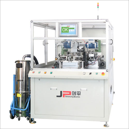 Automotive Generator Rotor, Alternator Rotor Automatic Balancing Machine