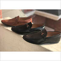 Mens Faux Leather Lofers