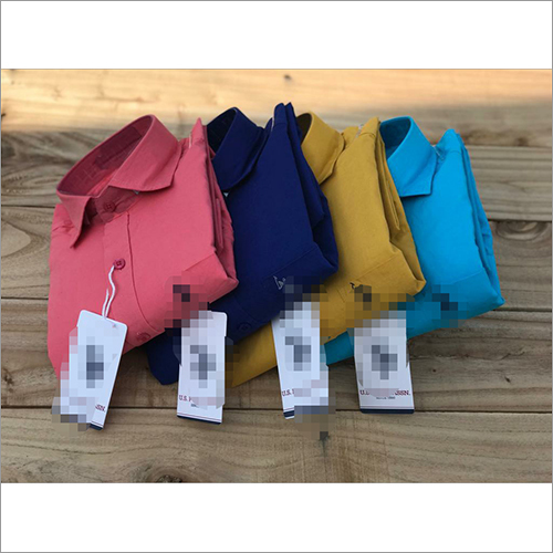 Mens Plain Laffer Shirts