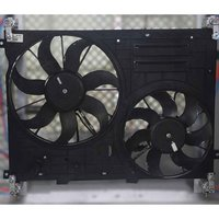 Car Engine Cooling Fan, Car Radiator Fan Dual Fan Automotic Balancing Machine