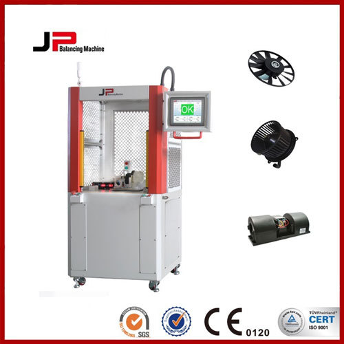 Automotive Heater Fan Blower Motor Balancing Machines