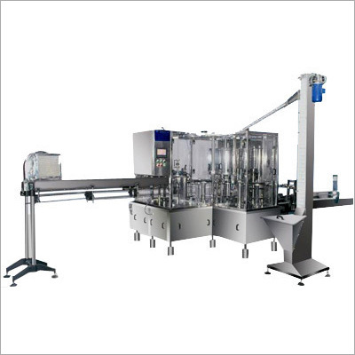 Fully Automatic Rinsing Machine