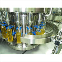 Manual Oil Bottle Filling Machine