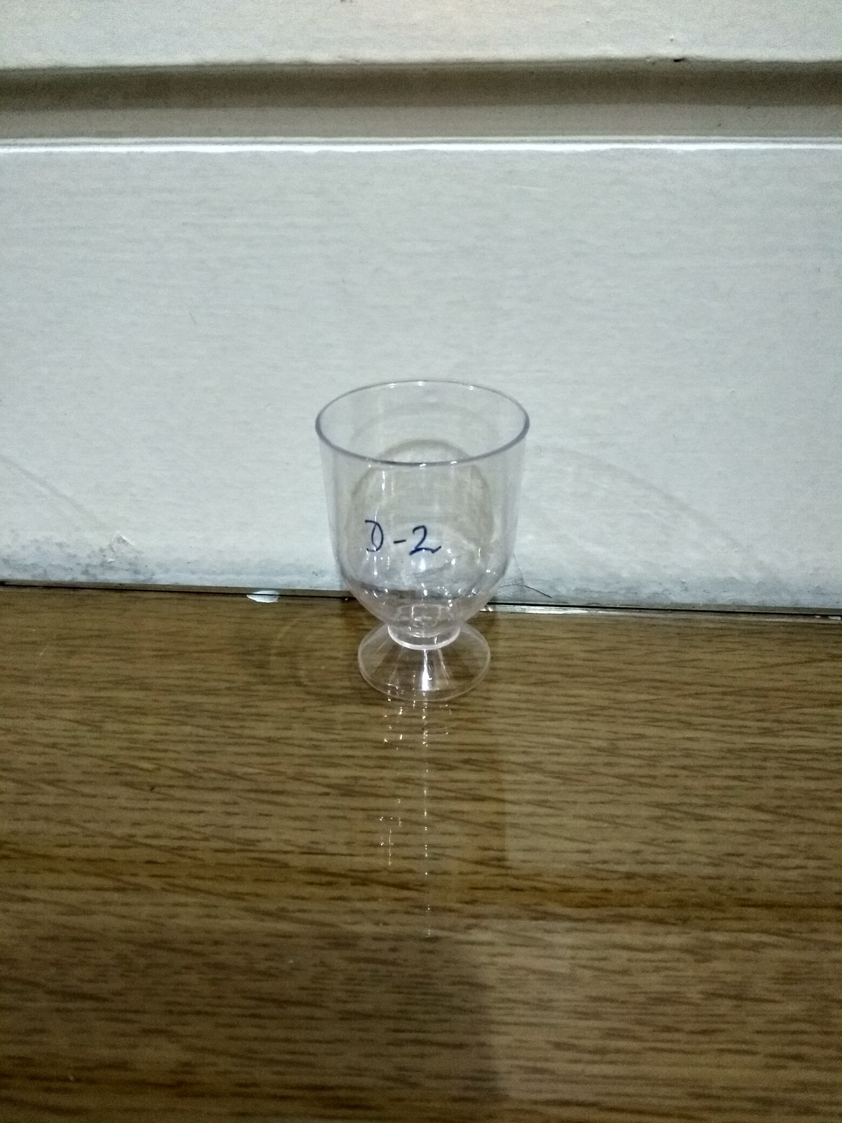 Tequilla glass D2