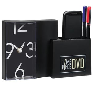 Designer 3 in 1 Table Set (With 2 Pens)