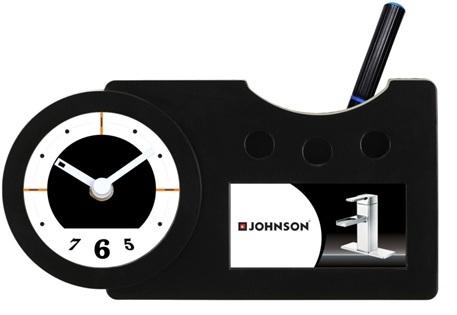 JOHNSON DESK CLOCK