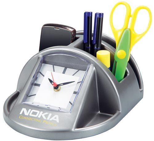 NOKIA CLOCK WITH TUMBLER