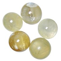 Satyamani Natural Calcite Gemstone Sphere Reiki Crystal Vastu