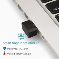 Biometric Finger Print Scanner