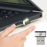 Computer Security Login Fingerprint USB Device- Folder Lock Website Lock for Windows