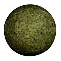 Satyamani Natural Vesuvianite Gemstone Sphere