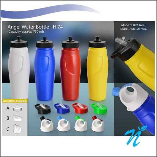 Angel Water Bottle