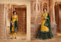Satin Designer Suits