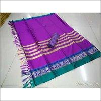 Denial Cotton Silk Saree