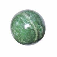 Satyamani Natural Green Aventurine Gemstone Sphere