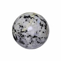 Satyamani Natural Rainbow Moonstone Gemstone Sphere