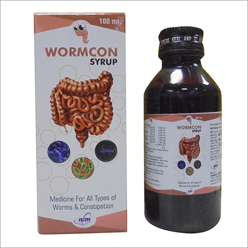 Worms  Syrup